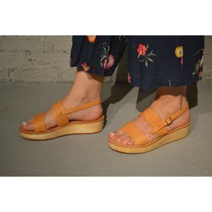 Mavro Handmade Leather and Wood Sandals 7